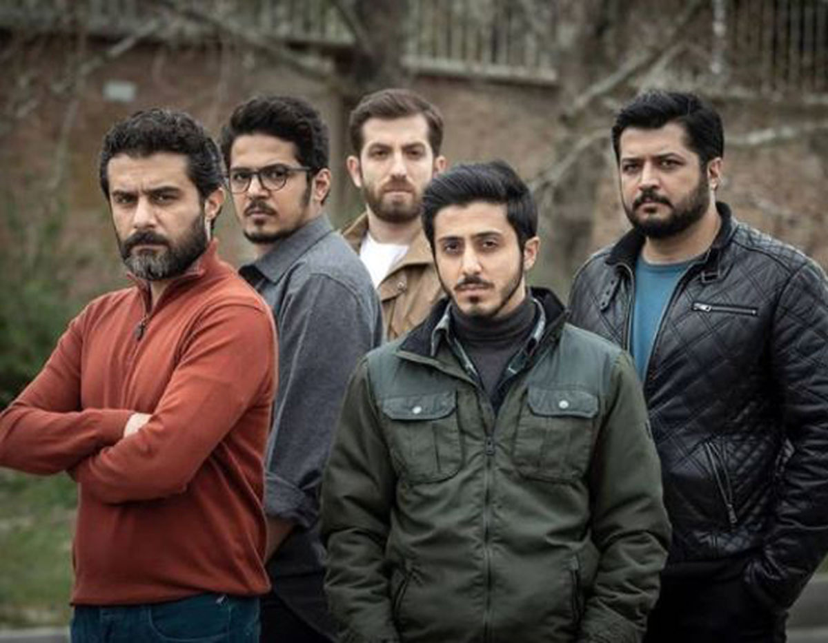 وحید رهبانی بازیگر نقش محمد در سریال گاندو کیست؟ | بیوگرافی وحید رهبانی