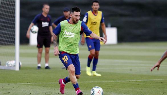 مصدومیت مسی کار دست بارسلونا داد