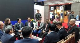 حضور نمایندگان مناطق آزاد ایران در نمایشگاه گردشگری فیتور اسپانیا