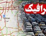 لغو طرح ترافیک تهران تا پایان مهار کرونا