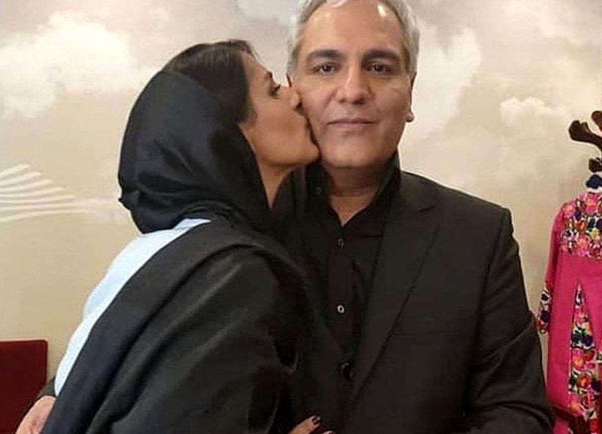 عکس لورفته از جریمه شدن مهران مدیری با ماشین گران قیمتش + عکس