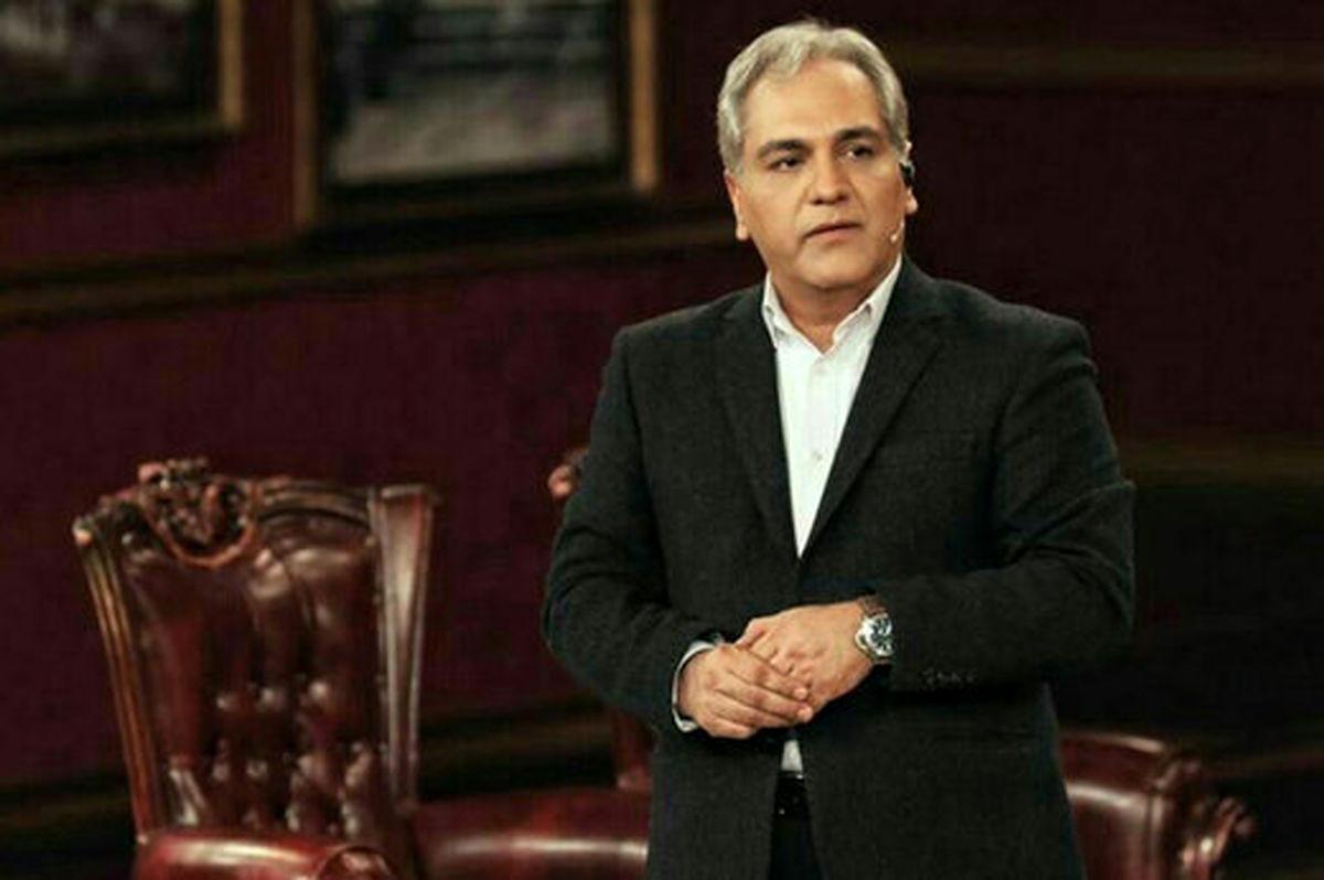 واکنش عجیب مهران مدیری به سانسور دورهمی + عکس