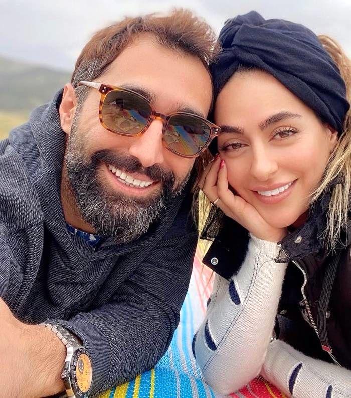 دعوای زن و شوهری سمانه پاکدل و همسرش در مافیا + فیلم