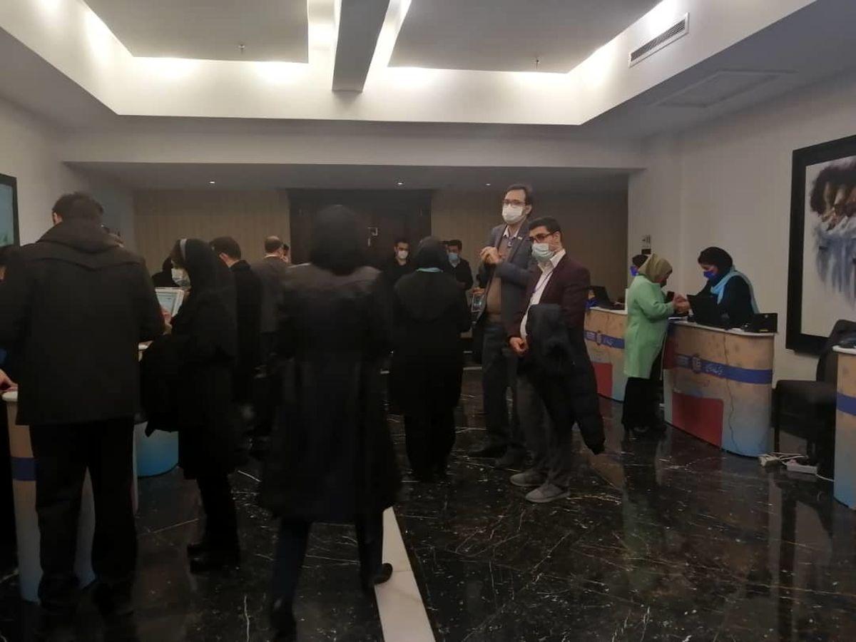 بدعت جدید مجری برگزار کننده نمایشگاه تراکنش؛ ورودی هر خبرنگار ۹میلیون ریال؟!  + سند