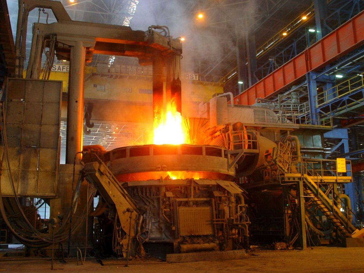 صرفه جویی میلیاردی با اصلاح تجهیزات فولادسازی در فولاد خراسان