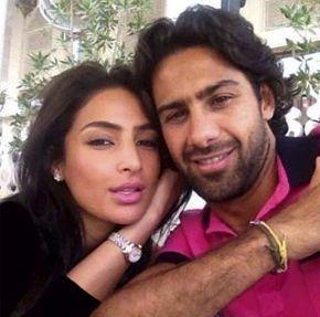 همسر اول و دوم فرهاد مجیدی + عکس