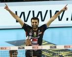 بیوگرافی امیر غفور بازیکن تیم ملی والیبال ایران+تصاویر