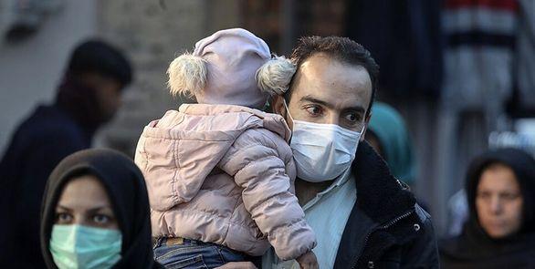 ذرات معلق قاتل 5 هزار تهرانی+عکس