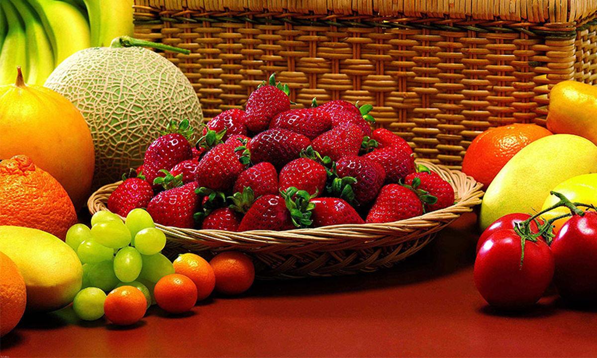 این میوه ها را با پوست بخورید!