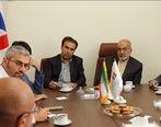دیدار معاون سرمایه گذاری اروند با سرکنسول ایران در بصره
