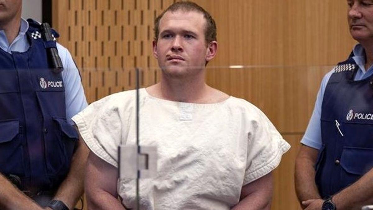 عامل  کشتار نمازگزاران در نیوزلند به حبس ابد محکوم شد