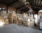 ورود ۶۴ تن محموله ماسک و لباس محافظ پزشکی از چین