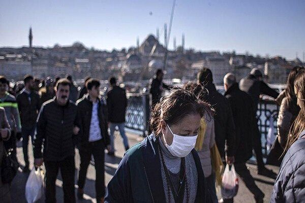 جهش ۲ هزار نفری مبتلایان به کرونا در ترکیه + جزئیات