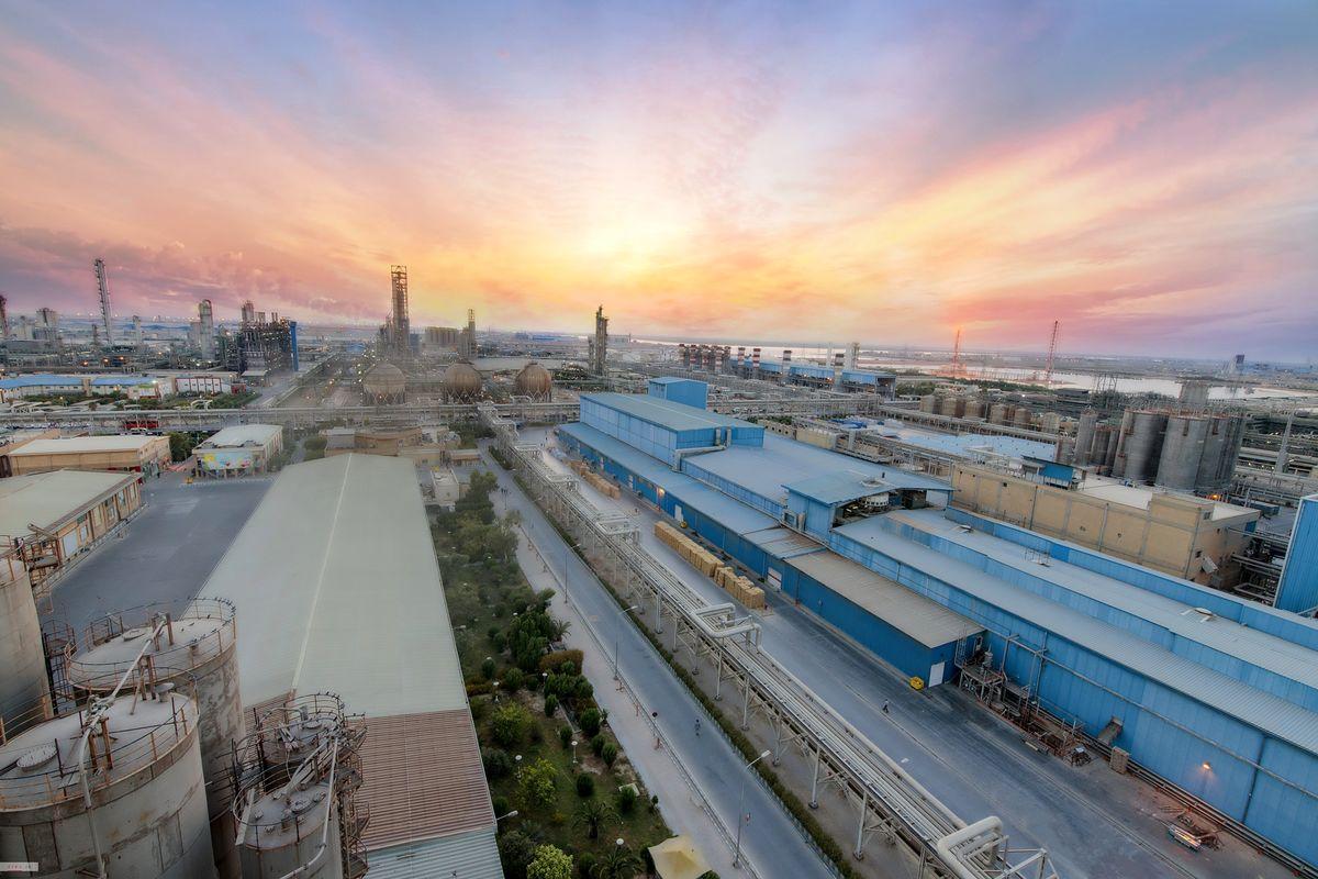 تولید پتروشیمی شهید تندگویان در سال جهش تولید از مرز ۱ میلیون تن گذشت