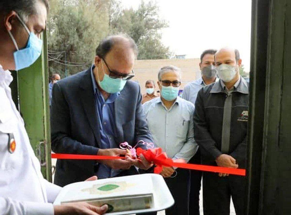 راهاندازی سومین مرکز واکسیناسیون کرونا در سیرجان