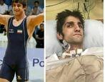 وضعیت جسمی کشتی گیر ایرانی