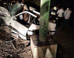 تصادف وحشتناک در جاده تهران پرندک + تعداد کشته ها