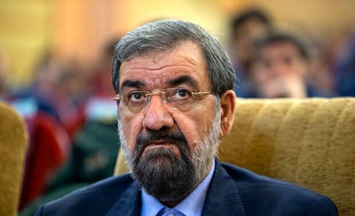 محسن رضایی رئیس ستاد اجرایی مرکز فرمان امام شد