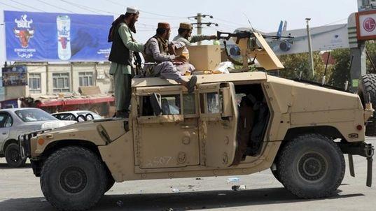 ولایت پنجشیر در تسخیر طالبان