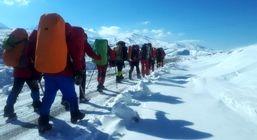 دیدار رییس هیأت کوهنوردی و صعودهای ورزشی منطقه آزاد قشم با رییس فدراسیون