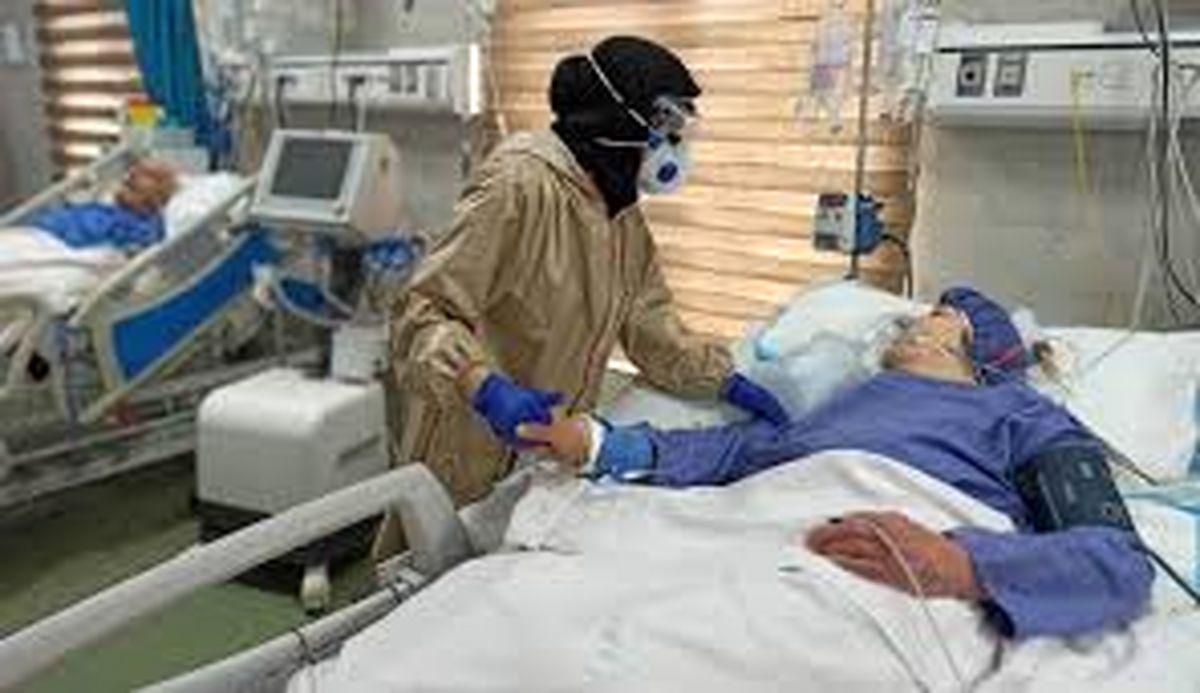 کرونا 40 درصد از پرستاران کرمانشاه را مبتلا کرد