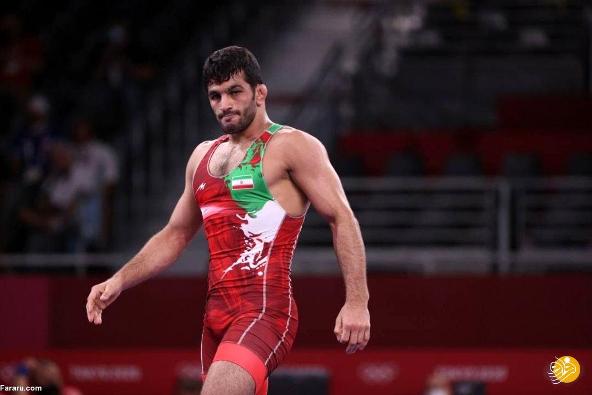 ساعت مسابقه کشتی حسن یزدانی و فینال گرایی در المپیک