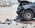 تصادف زنجیرهای در آزادراه کرج- قزوین