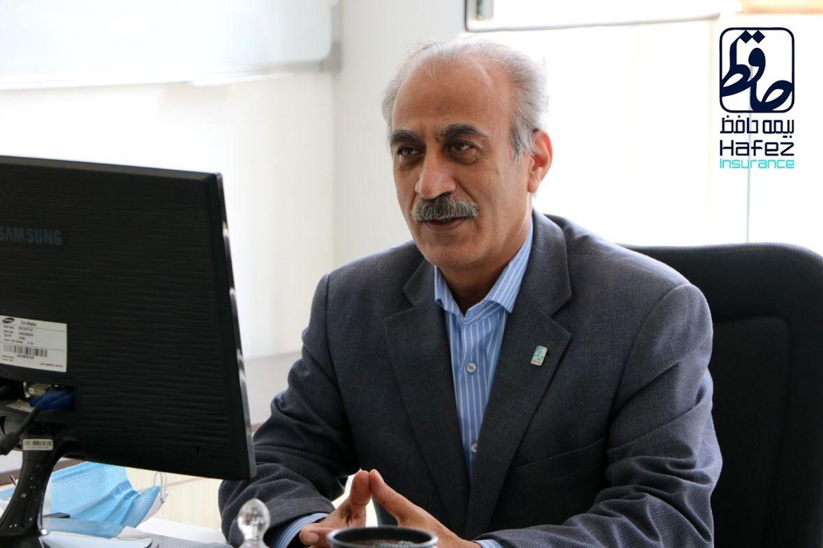رئیس شورای فنی بیمه حافظ منصوب شد