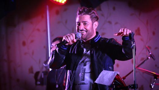 کنسرت محمدرضا گلزار در آمریکا + فیلم
