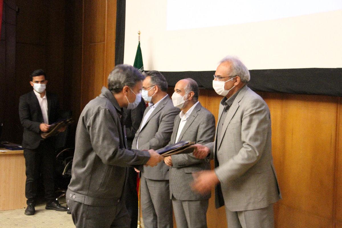 تجلیل استاندار کرمان از روابط عمومی گهرزمین