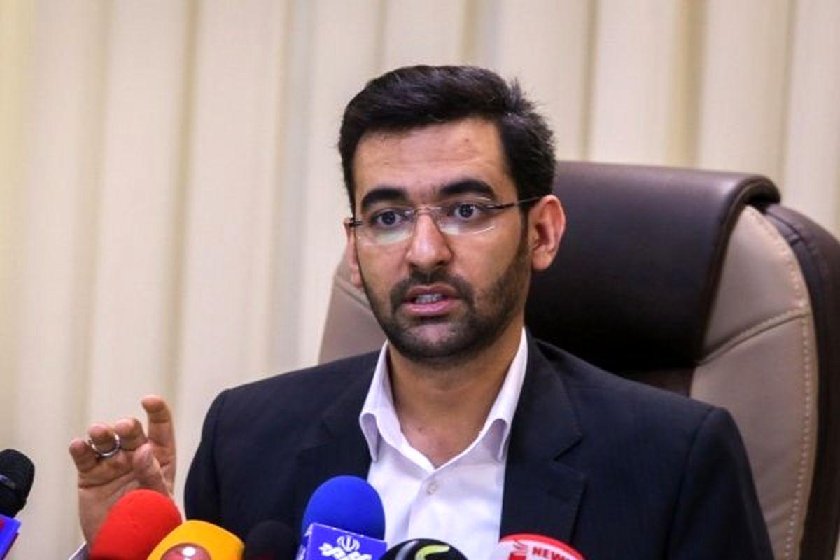 وزیر ارتباطات: اینترنت ملی یک دروغ بزرگ است