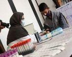 از کودکان کار تهرانی تست کرونا گرفته می شود