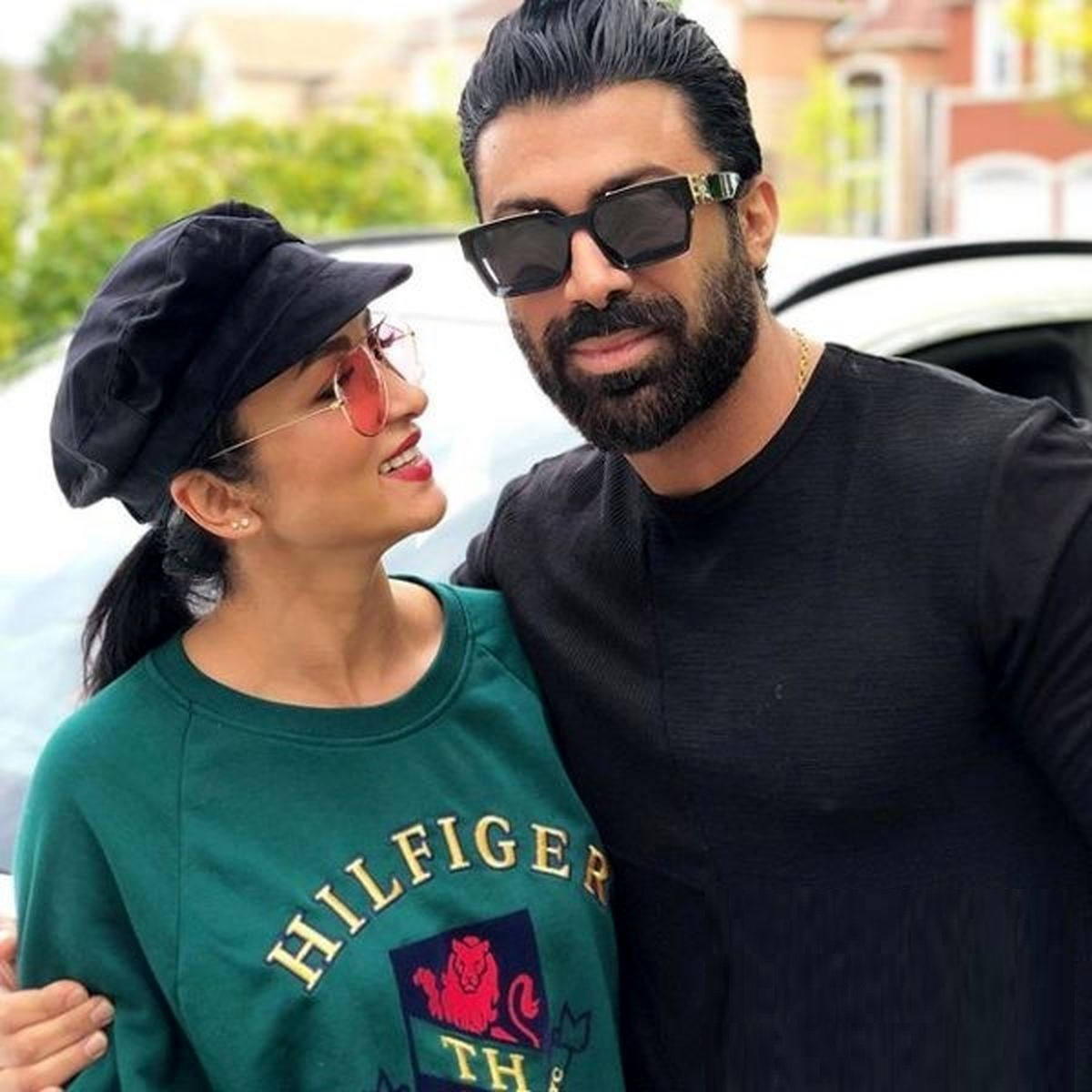 عکسهای جنجالی روناک یونسی و همسرش+ عکس