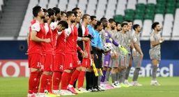آمار بازی پرسپولیس و الدحیل قطر