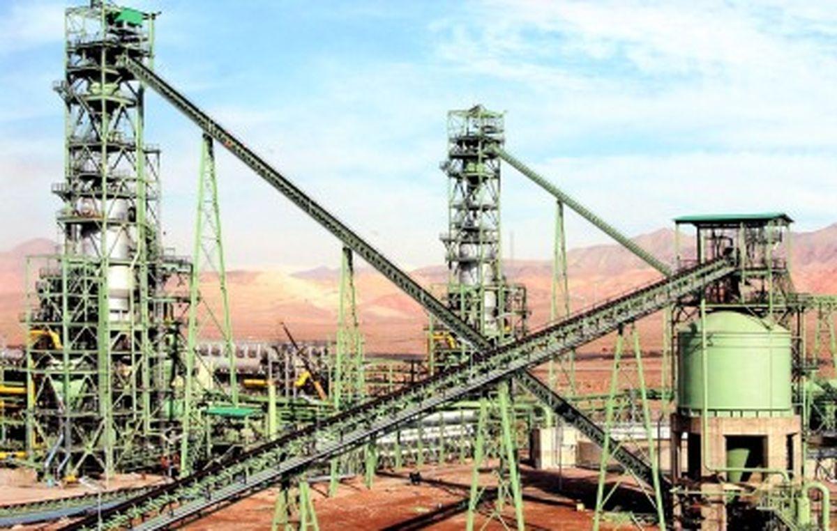 فولاد خراسان عنوان برترین شرکت فولادی کشور را کسب کرد