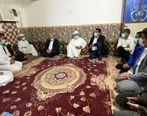 دلجویی مدیرعامل منطقه آزاد قشم از خانواده جان باختگان حادثه کارخانه پودرماهی سوزا