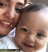 پست جگرسوز نرگس محمدی برای برادرزاده 3 ساله اش + عکس
