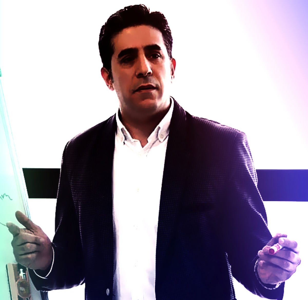 حامد شیدائیان؛ سرپرست مدیریت کسب و کارهای نوین بیمه تجارتنو