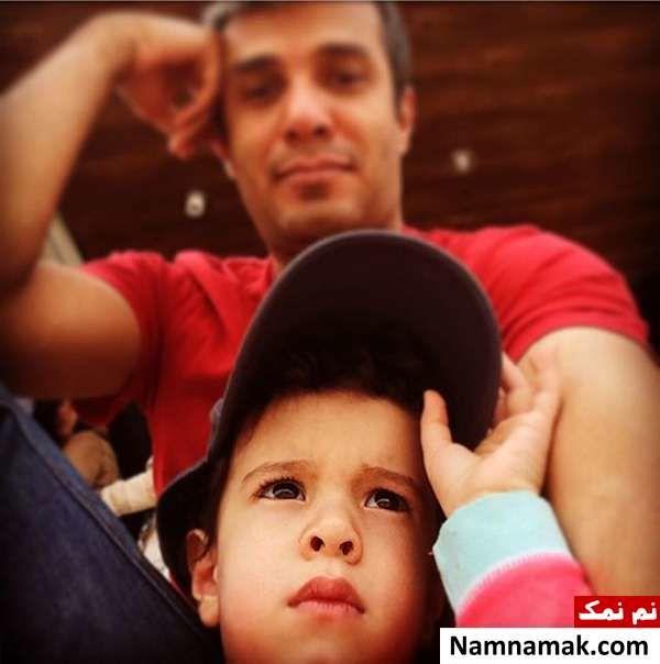 بیوگرافی آریا عظیمی نژاد و همسر و پسرش اعلا + زندگینامه
