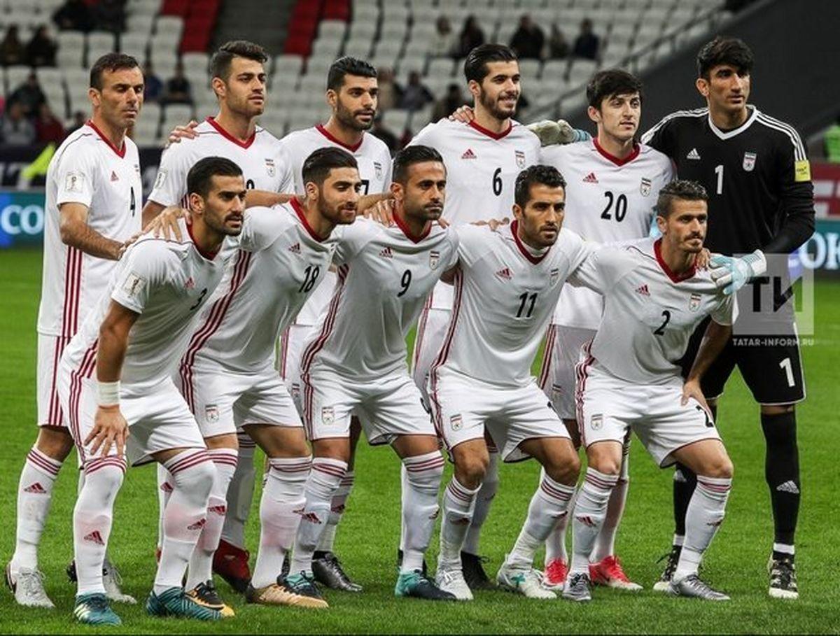 ساعت بازی تیم ملی فوتبال ایران و کامبوج