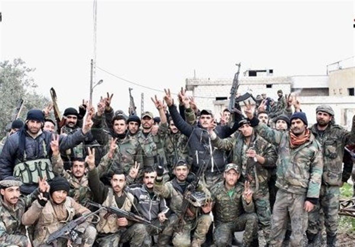 شهرک «لوف» در حومه ادلب آزاد شد