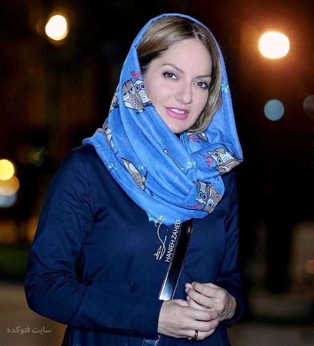 عکس و بیوگرافی مهناز افشار