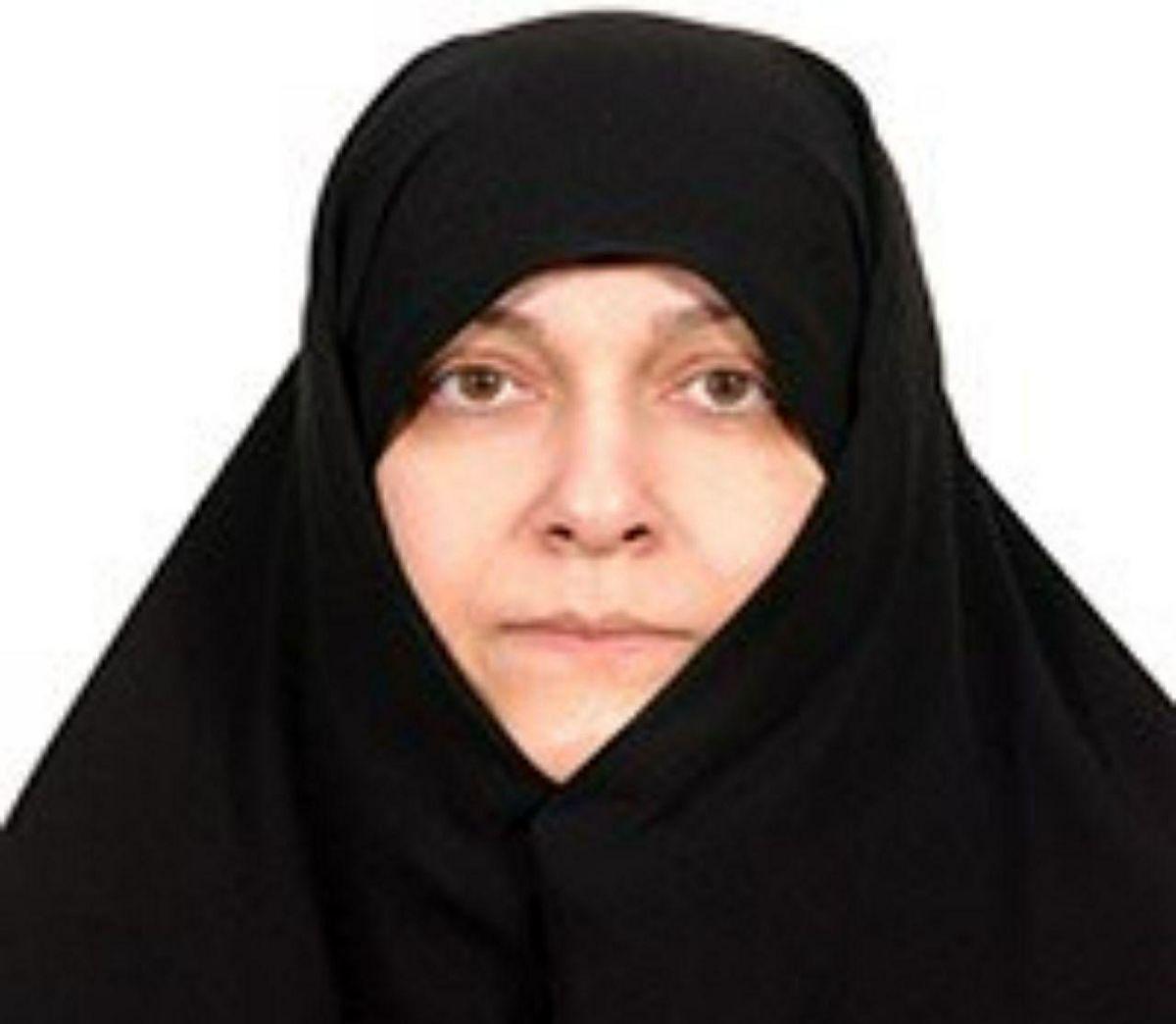 فاطمه رهبر نماینده مجلس بر اثر ابتلا به کرونا فوت کرد + عکس