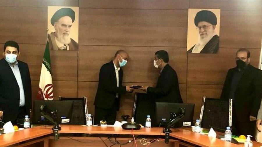 سرپرست شرکت فولاد اکسین خوزستان معرفی شد