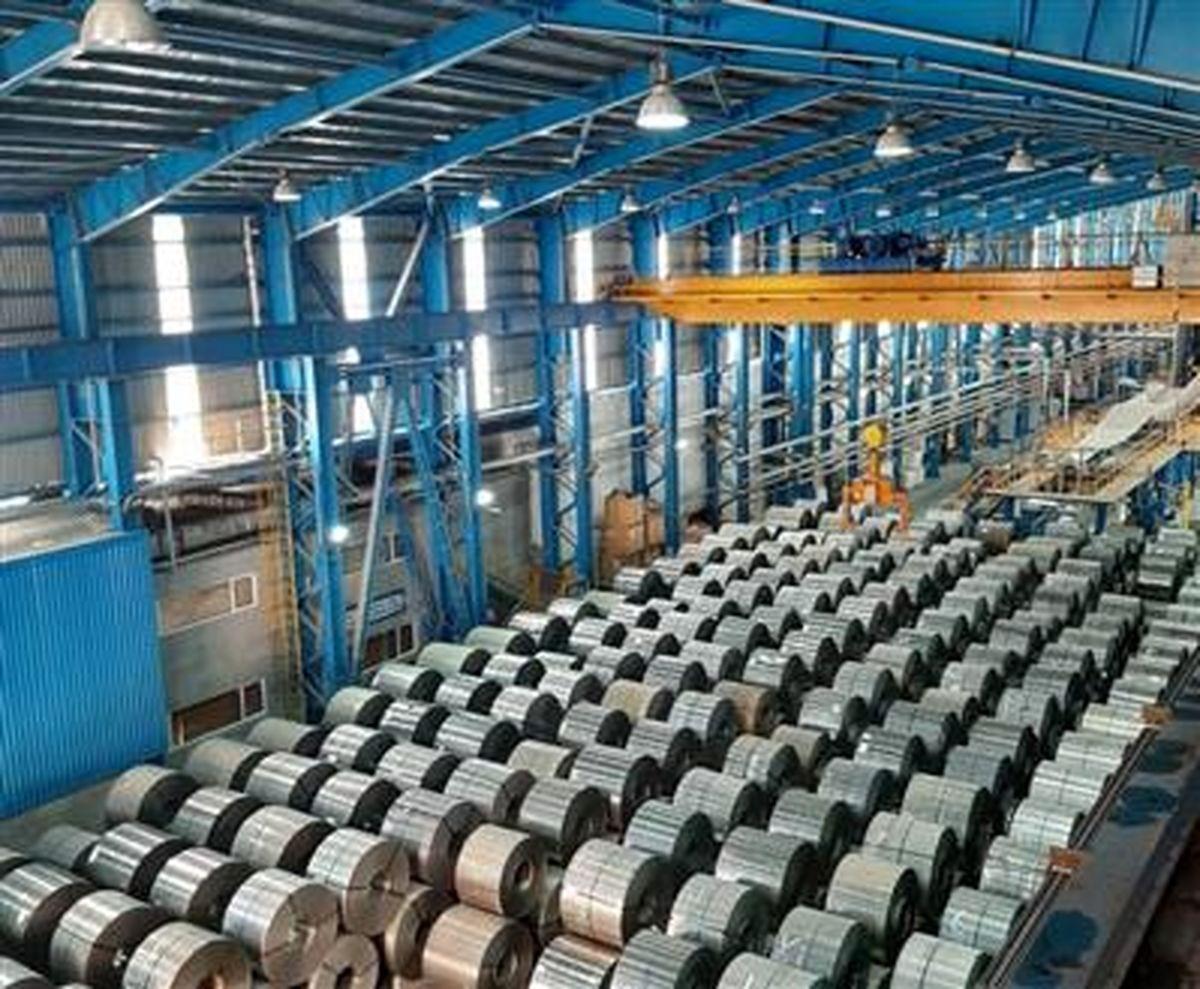 رشد 3 درصدی تولید در شرکت فولاد تاراز چهار محال