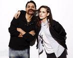 عکس لورفته و جنجالی پیمان معادی در آغوش بازیگر زن هالیوودی +بیوگرافی و تصاویر