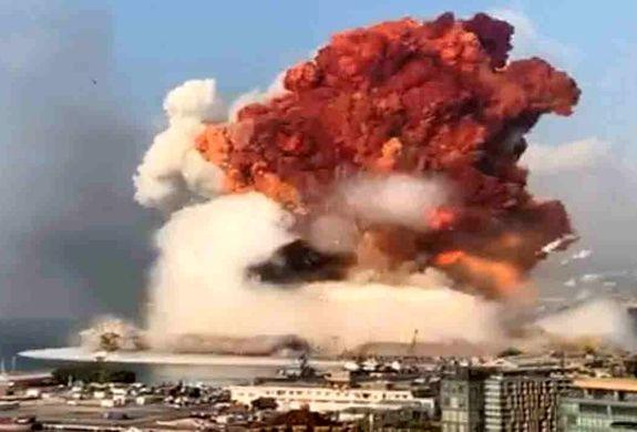 علت اصلی انفجار بیروت مشخص شد