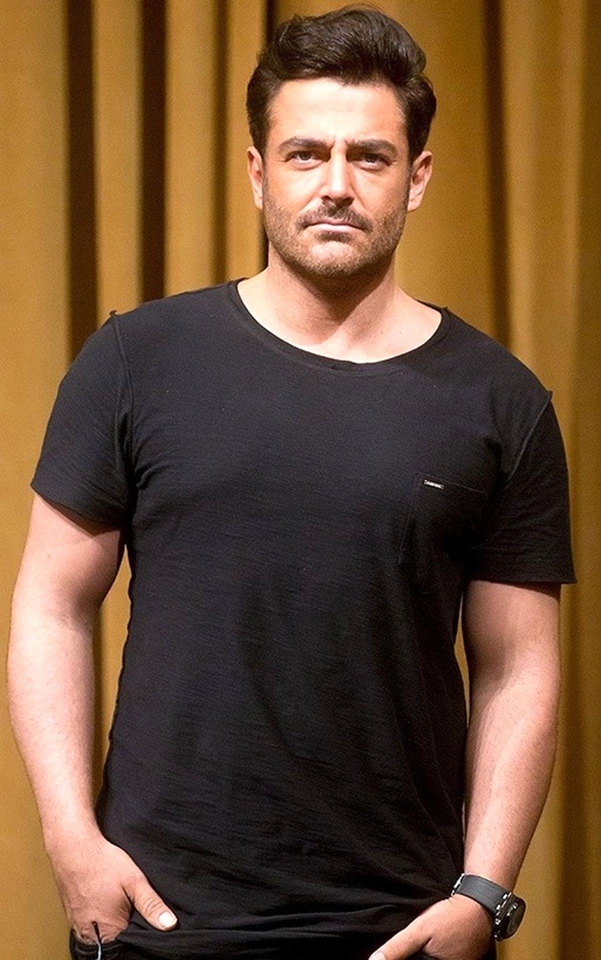 استایل جذاب محمدرضا گلزار با تیپ ورزشی+عکس