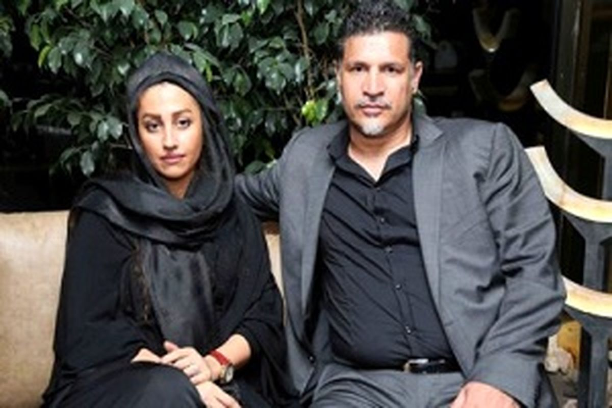 همسر علی دایی کیست؟ + عکس