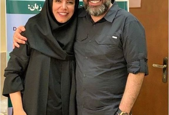 عکس های دیده نشده از رضا رشید پور و همسرش + بیوگرافی